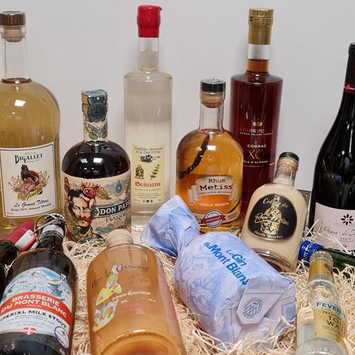 Cave à vins, liqueurs, spiritueux